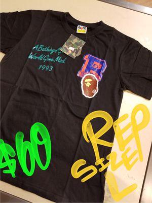 Bape. Shirt for Sale in Denver, CO