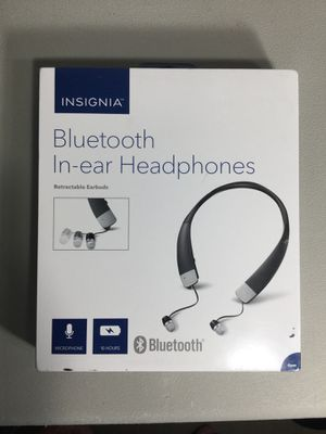 Bluetooth headphones Insignia for Sale in Tolleson, AZ