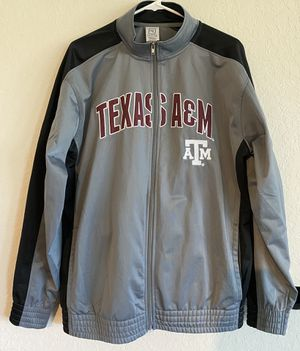 Texas A&M Men's M soft shell jacket ProEdge by Knights Apparel for Sale in Helotes, TX