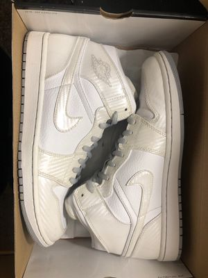 Air Jordan 1 Phat 'White Wolf Grey' size 11 for Sale in Moreno Valley, CA