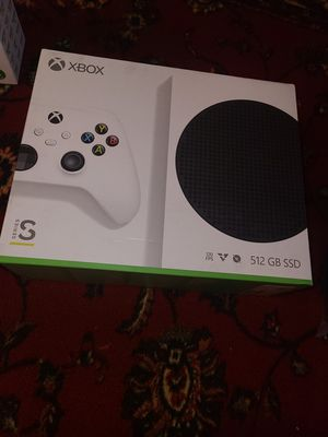 XBOX SERIES S Bundle!!!!!! for Sale in Baltimore, MD