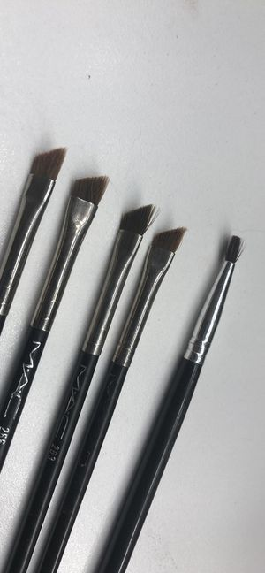 Mac brushes authentic $17 each for Sale in Philadelphia, PA