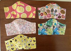 Made to Order Cotton Masks Face Coverings for Sale in Sterling Heights, MI