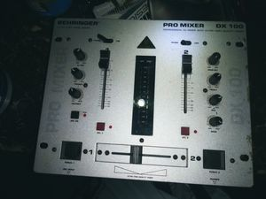 DJ equipment for Sale in Bakersfield, CA