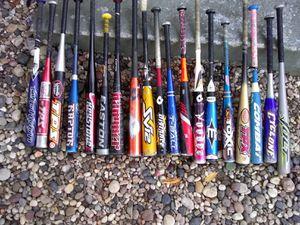 Baseball bats for Sale in Worthington, OH
