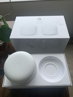 Google nest wifi router for Sale in San Diego, CA
