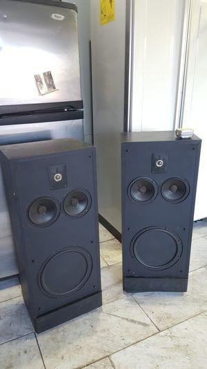 Polk audio SDA 2 floor speaker system for Sale in Airmont, NY