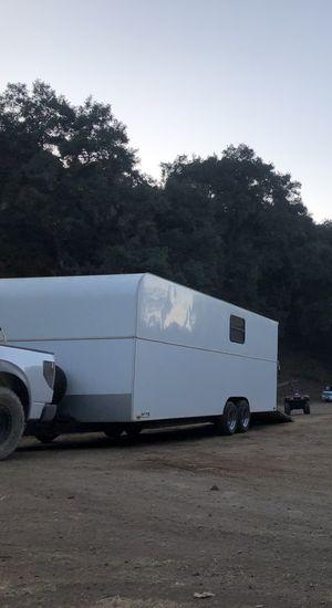 2002 Aztec enclosed trailer for Sale in Oceanside, CA