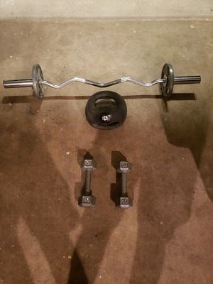 Curl Bar for Sale in La Verne, CA