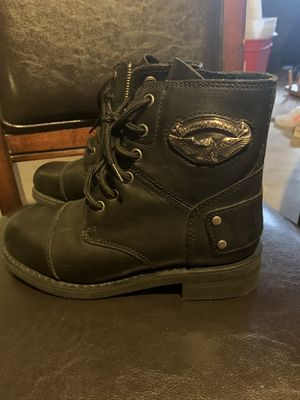 6.5 Women Harley Davidson Boots for Sale in House Springs, MO