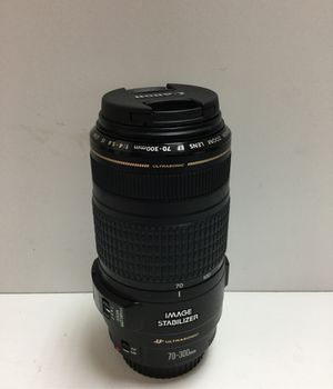 Canon lens for Sale in The Bronx, NY
