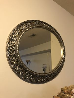 Wall decor mirror for Sale in Raleigh, NC