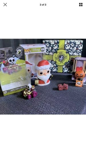 Funko Nightmare Before Christmas In Hand for Sale in Orlando, FL