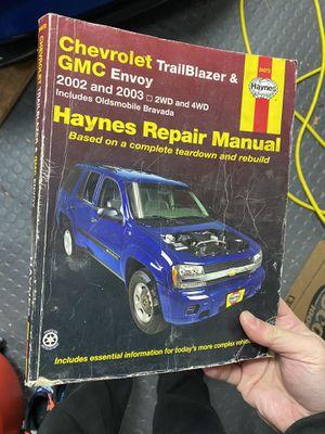 2002-2009 Chevy Trailblazer Parts for Sale in Auburn, WA