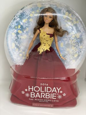 2016🔥NIB🔥HOLIDAY BARBIE COLLECTABLE for Sale in Orlando, FL