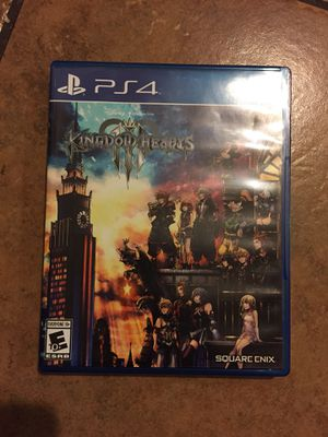 Kingdom Hearts III for Sale in Chula Vista, CA