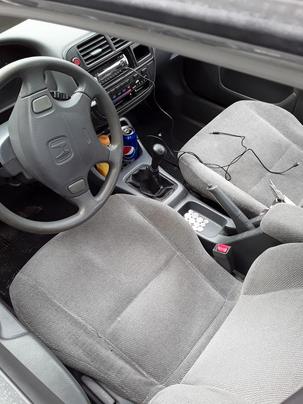 1997 Honda civic 5 speed