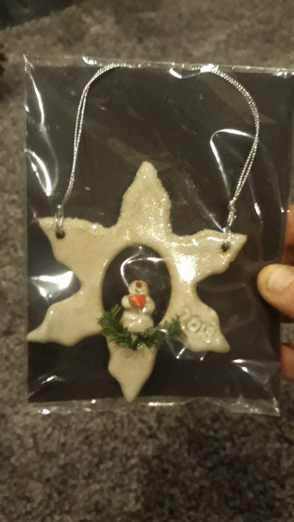 2018 Christmas Ornament