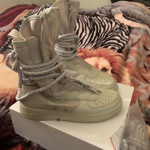 Nike Sf Af1 Air Force 1 Special Field High Rattan for Sale in Queens, NY