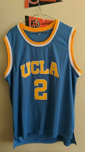 Used, UCLA Bruins New Unused Lonzo Ball Jersey Number 2 Size XL for Sale for sale  Anaheim, CA