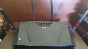 ASUS DUAL BAND WIFI GAMING ROUTER for Sale in Lakewood, CA