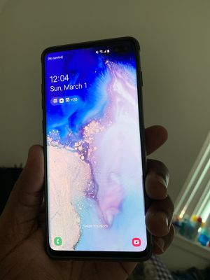 Galaxy S10 for Sale in Washington, DC