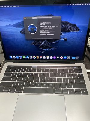 Macbook Pro 2017 for Sale in Tracy, CA