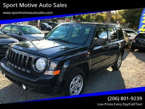 2014 Jeep Patriot for Sale in Seattle, WA