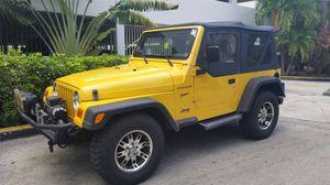 Jeep Wrangler for Sale in SUNNY ISL BCH, FL