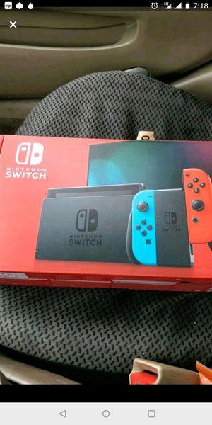 Nintendo switch (New) for Sale in Santa Ana, CA
