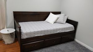 Trundle Bedframe - Twin for Sale in Corona, CA