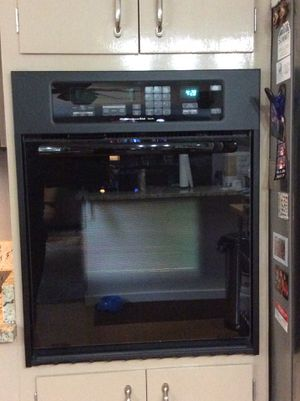 """KitchenAid 24"""" Built-In Electric Convection Oven for Sale in University Place, WA"""