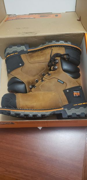 """Timberland Men's PRO 6"""" Soft Toe Work Boots size 8 for Sale in Washington, DC"""