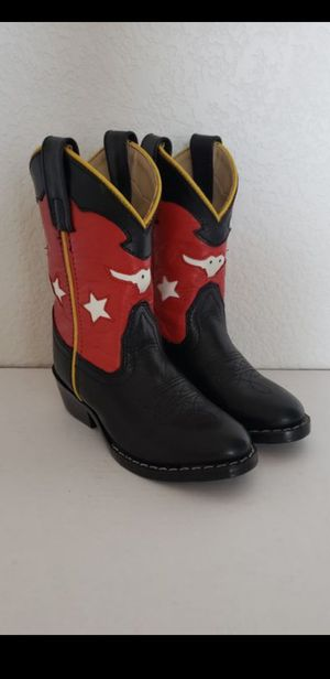 New Girl Cowboy Boots. Size 8.5 for Sale in Austin, TX
