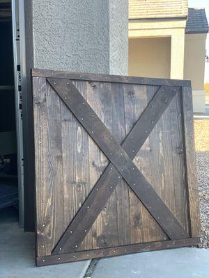 BARN DOOR (GATE) for Sale in Queen Creek, AZ