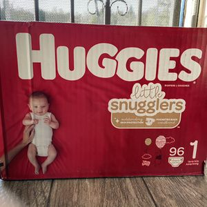 Size 1 Diapers for Sale in City of Industry, CA