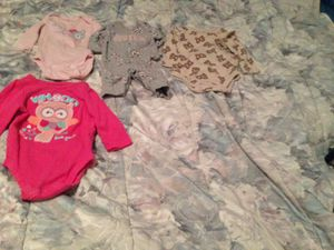 3-6 month baby girl clothes 3 boxes for 15 dollars for Sale in Venice, FL