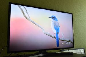 Samsung Full LED Smart TV - J Series - Full HD - ENGERY STAR Certified + TV Wall Mount for Sale in Mountain View, CA