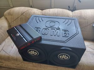 Speakers and Amp for Sale in Port St. Lucie, FL