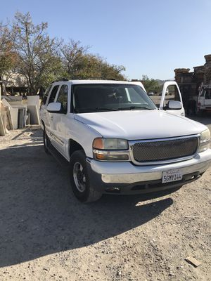 2004 Chevy GMC Yukon truck parts parts only. Tell me what you need for Sale in Riverside, CA