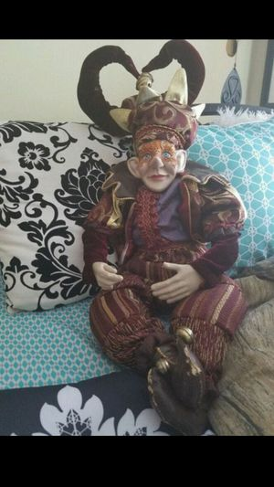 New Orleans Lucky doll brings you great luck for Sale in Stone Mountain, GA