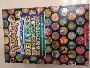 Pokémon Handbook for Sale in Burleson, TX