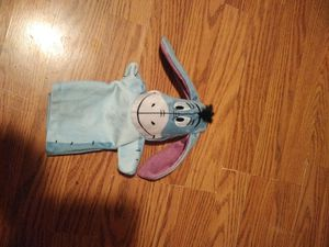 Eeyore hand puppet for Sale in Eugene, OR