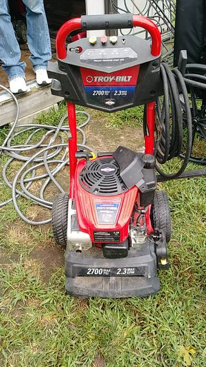 2700 psi troy built pressure washer works excellent . for Sale in High Point, NC