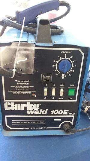Clarke welder for Sale in Lafayette, CO