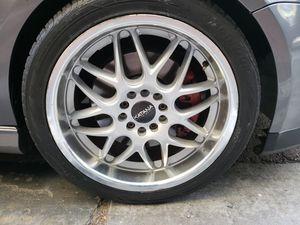 "Katana racing wheels 18"" for Sale in Coronado, CA"