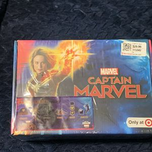 Captain Marvel Mystery Box for Sale in North Richland Hills, TX