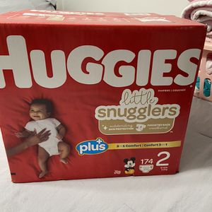 Huggies Little Snugglers Size 2 for Sale in Inglewood, CA