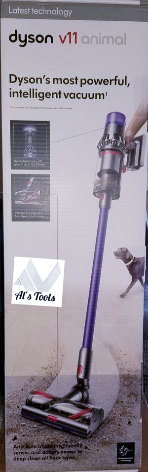 Dyson V11 animal cordless vacuum cleaner newest technology for Sale in Paramount, CA