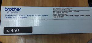 Brother Toner TN-450 for Sale in Meriden, CT